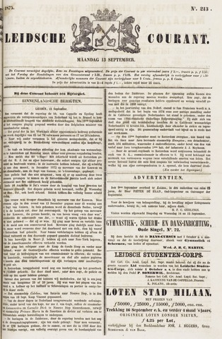 Leydse Courant 1875-09-13