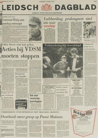 Leidsch Dagblad 1979-06-25