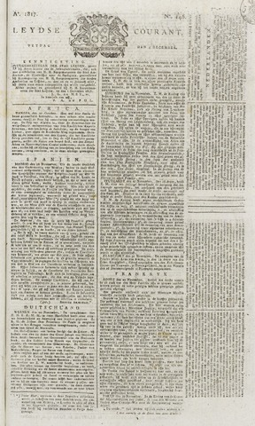 Leydse Courant 1817-12-05