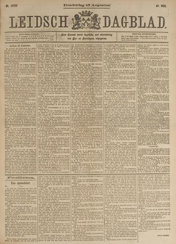 Leidsch Dagblad 1901-08-15