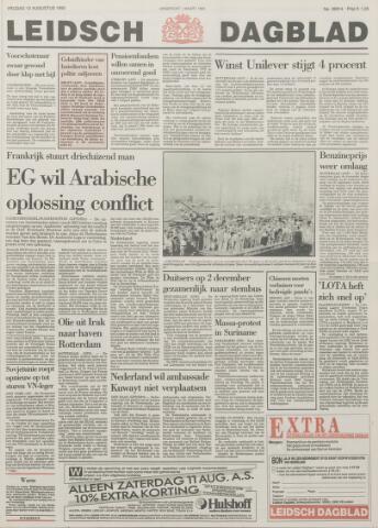 Leidsch Dagblad 1990-08-10