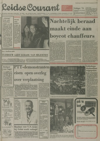 Leidse Courant 1974-11-28