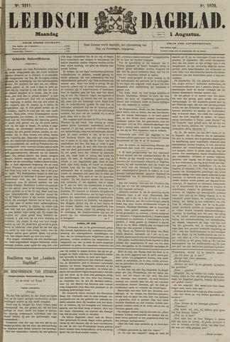 Leidsch Dagblad 1870-08-01