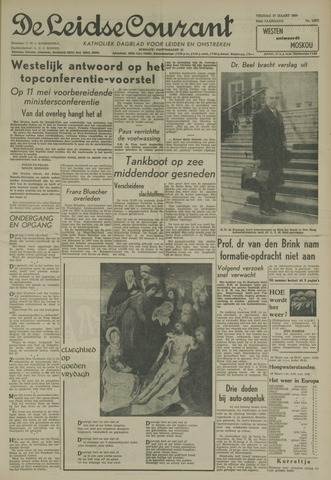 Leidse Courant 1959-03-27