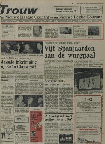 Nieuwe Leidsche Courant 1975-09-27