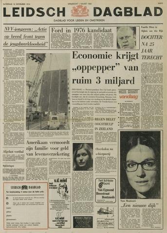 Leidsch Dagblad 1974-11-16