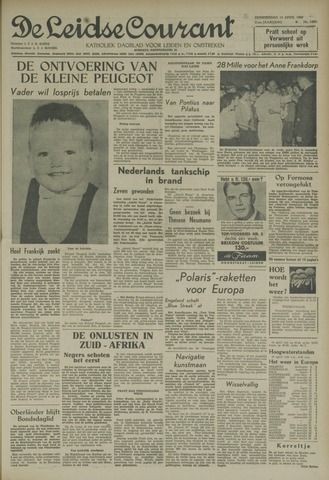 Leidse Courant 1960-04-14