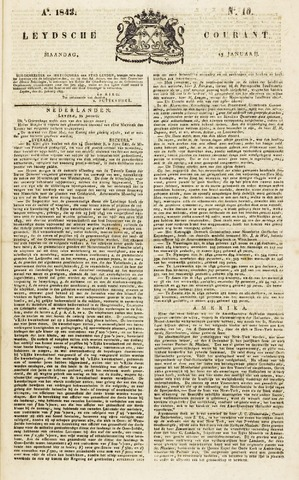Leydse Courant 1843-01-23