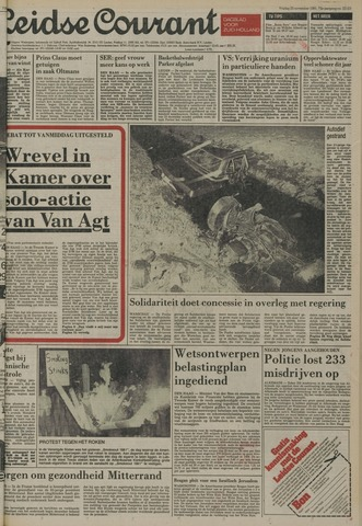 Leidse Courant 1981-11-20
