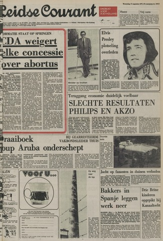 Leidse Courant 1977-08-17