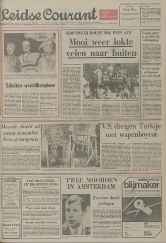 Leidse Courant 1974-08-19