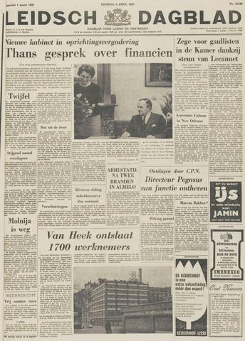 Leidsch Dagblad 1967-04-04