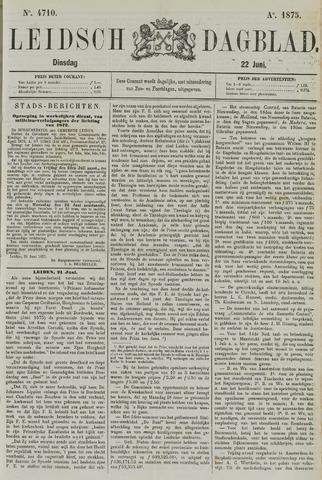 Leidsch Dagblad 1875-06-22