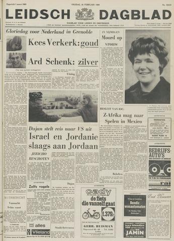 Leidsch Dagblad 1968-02-16