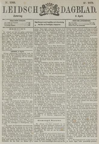 Leidsch Dagblad 1878-04-06