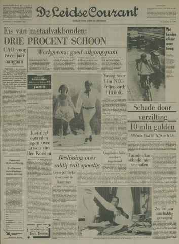 Leidse Courant 1969-11-05
