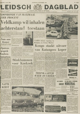 Leidsch Dagblad 1966-12-24