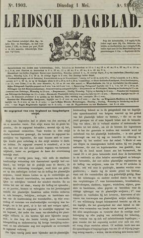 Leidsch Dagblad 1866-05-01