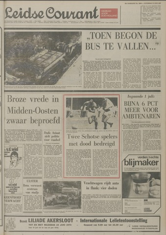 Leidse Courant 1974-06-22