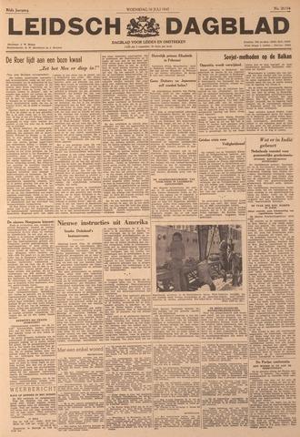 Leidsch Dagblad 1947-07-16
