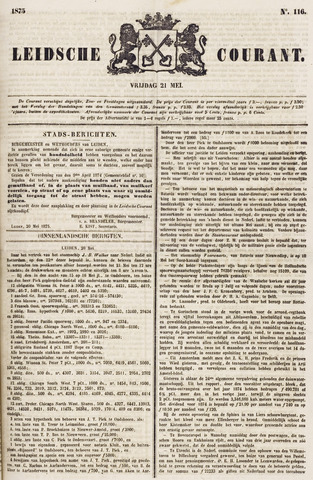 Leydse Courant 1875-05-21
