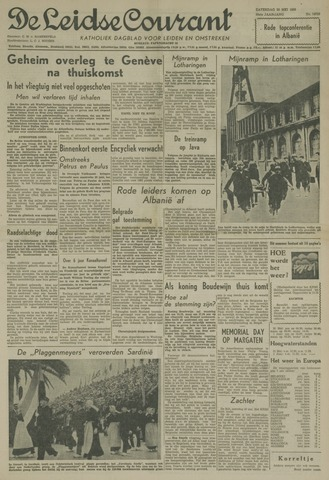 Leidse Courant 1959-05-30