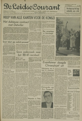 Leidse Courant 1960-07-27