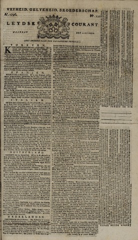 Leydse Courant 1796-10-10