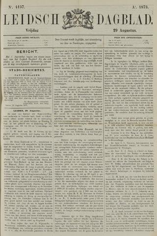 Leidsch Dagblad 1873-08-29