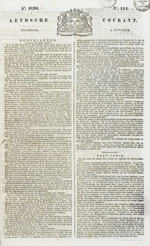 Leydse Courant 1838-10-15