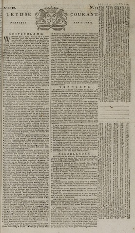 Leydse Courant 1790-04-28