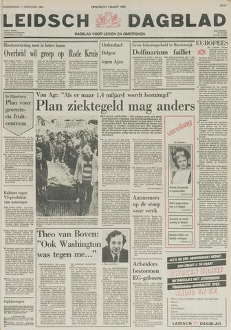 Leidsch Dagblad 1982-02-11