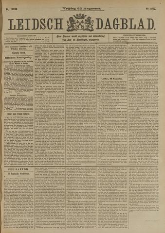 Leidsch Dagblad 1902-08-22
