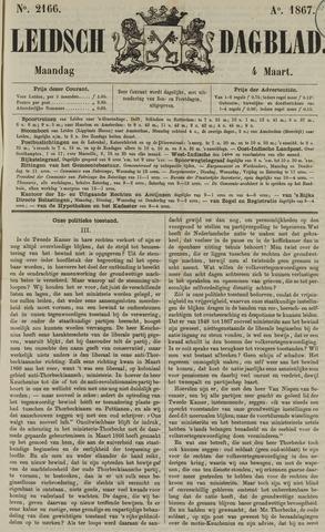 Leidsch Dagblad 1867-03-04
