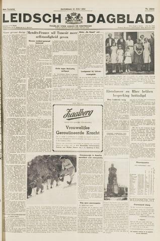 Leidsch Dagblad 1954-07-31