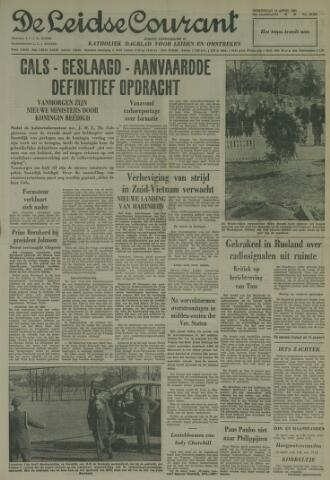 Leidse Courant 1965-04-14