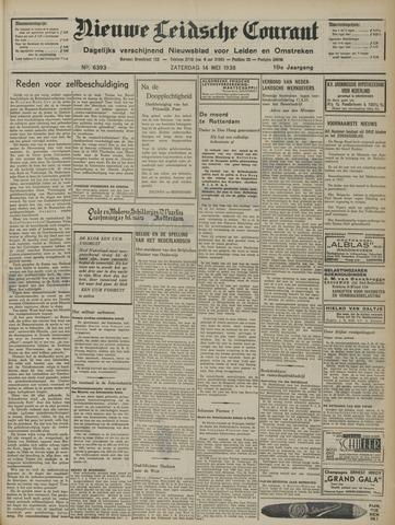 Nieuwe Leidsche Courant 1938-05-14