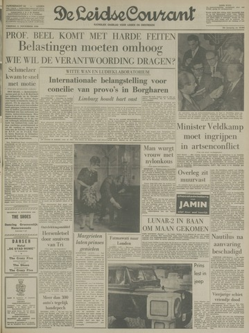 Leidse Courant 1966-11-11