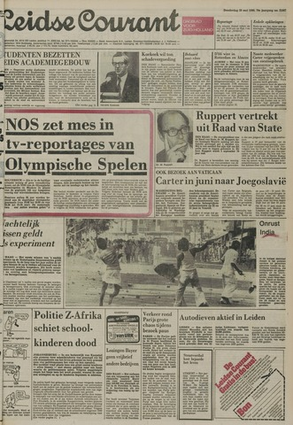Leidse Courant 1980-05-29
