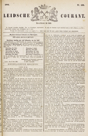 Leydse Courant 1883-05-28