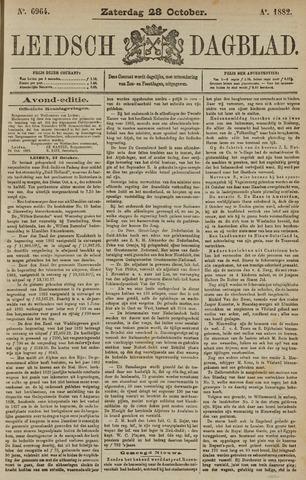 Leidsch Dagblad 1882-10-28
