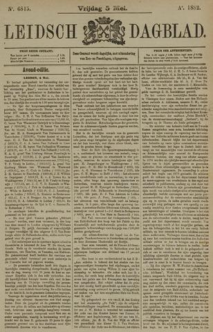 Leidsch Dagblad 1882-05-05
