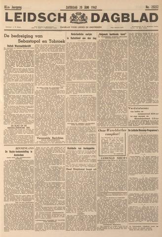 Leidsch Dagblad 1942-06-20