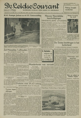Leidse Courant 1951-08-31