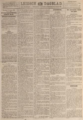 Leidsch Dagblad 1921-01-26