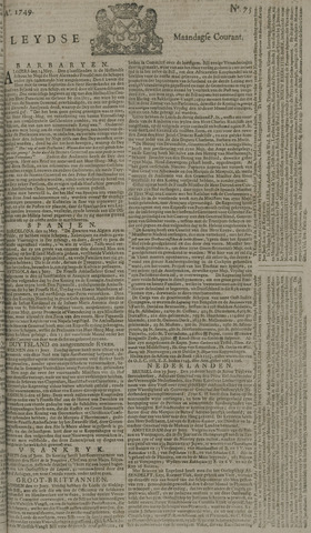 Leydse Courant 1749-06-23