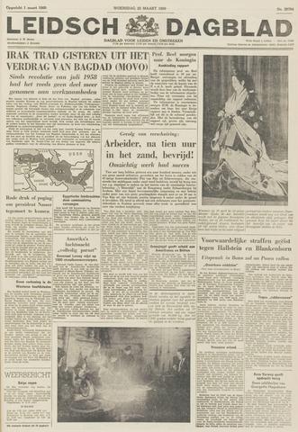 Leidsch Dagblad 1959-03-25