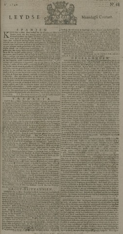 Leydse Courant 1740-06-06