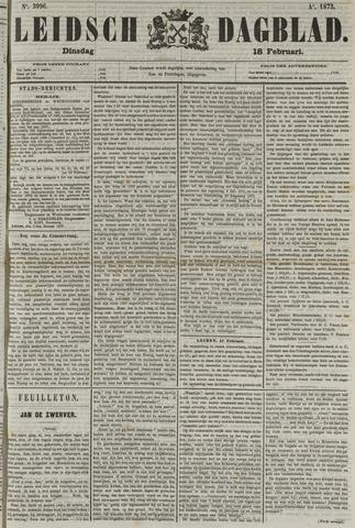 Leidsch Dagblad 1873-02-18
