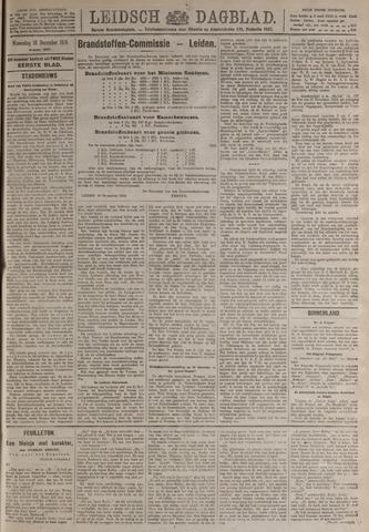 Leidsch Dagblad 1919-12-10